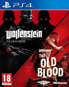 Wolfenstein: The New Order + The Old Blood [Playstation 4] za 69zł @ Morele