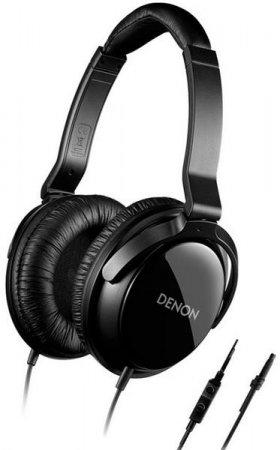 Słuchawki nauszne Denon DENON AH-D310R (z pilotem i mikrofonem) 50% taniej @ Mall