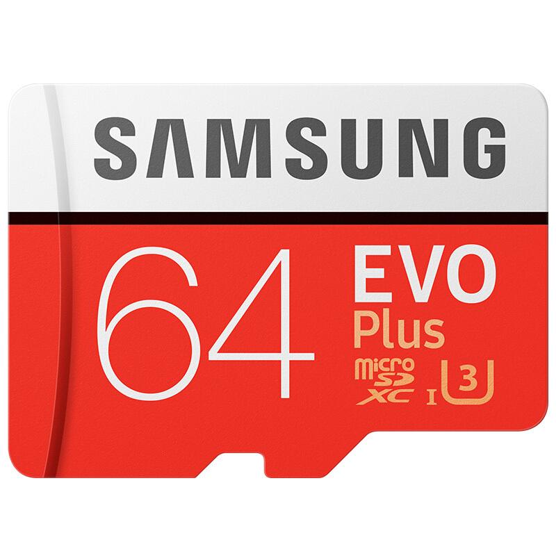 Karta micro SD Samsung Evo plus 64GB SDXC