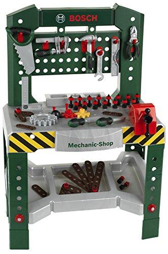 Klein Warsztat dla dzieci Bosch (77 elementów) za ok. 150zł @ Amazon.de