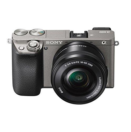 Aparat Sony A6000 + obiektyw 16-50mm @ Amazon (ES)