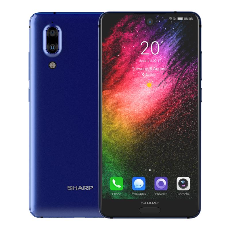 SHARP AQUOS S2 - Mały, tani telefon z niezłym ekranem i aparatem, NFC
