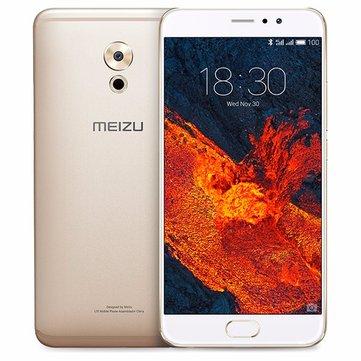 Meizu Pro 6 Plus 2K AMOLED 4GB/64GB Global Version - Gold