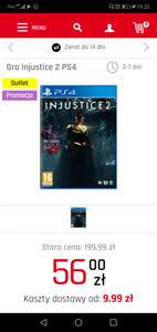 Outlet w neonet Injustice 2