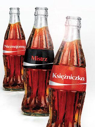 Coca-Cola za DARMO do każdej zamówionej paczki @ InPost/BP
