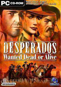 Desperados: Wanted Dead or Alive GOG, STEAM