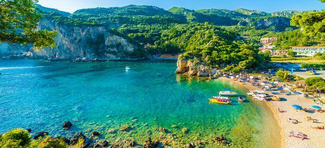 Grecja, Korfu, śniadania, 7dni, 18-25.07 POZ
