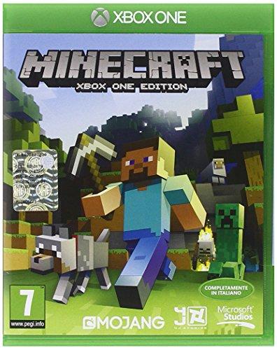 Gry na Xbox One od 41zł z wysyłką (Minecraft, Titanfall, Dead Rising, Halo Masterchief Collection) @ Amazon.it
