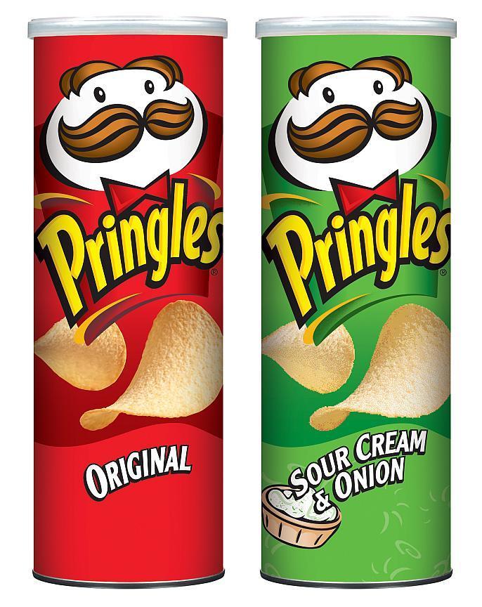 Pringles 2 sztuki za 8,30 zł @REAL,AUCHAN