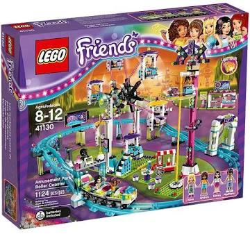 Lego Friends 41130 kolejka górska @ sklep LEGO
