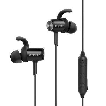 Blitzwolf® BW-BTS1 Słuchawki z mikrofonem