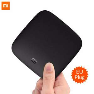 Xiaomi Mi TV Box 3 Android 6.0 4K 8GB HD WiFi Bluetooth - wersja GLOBAL