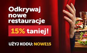 15% zniżki na nowe restauracje w PizzaPortal