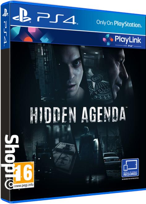 Ukryty Plan/Hidden Agenda (dubbing i napisy PL) za 3,85 GBP. Darmowa wysyłka !