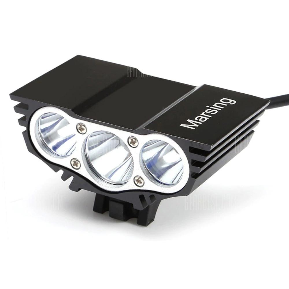 LAMPA ROWEROWA Marsing X3 2500Lm Cree XML T6 LED
