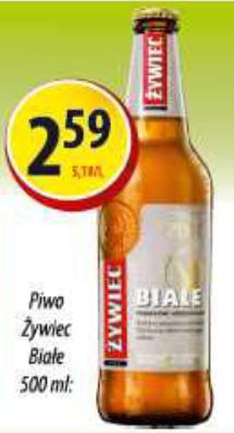 Piwo Żywiec Białe @ Mokpol (TYLKO Warszawa i Piastów)