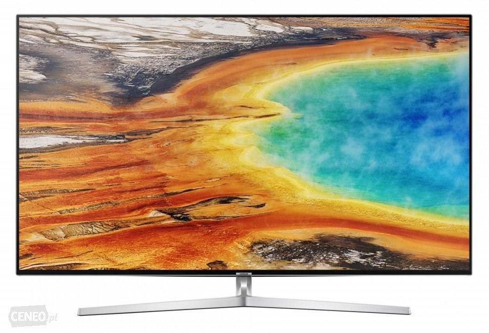 Samsung UE65MU8002 + 5 lat gwarancji w cenie (normalny koszt 1000 zł) Telewizor Vobis
