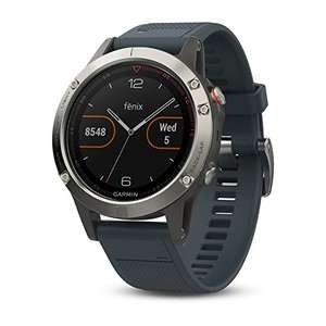 Garmin Fenix 5 Silver Amazon Prime Day