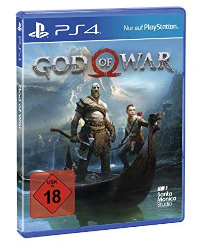 God Of War na Playstation 4 za 29,99€ z wysyłką @ Amazon [Prime Day]