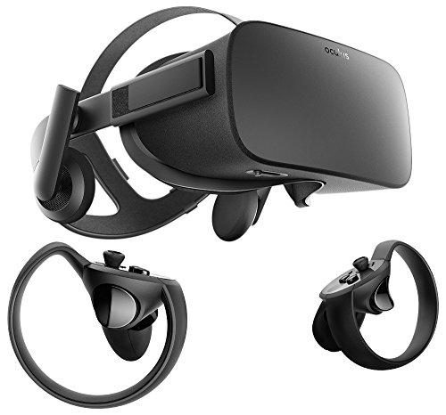 Oculus Rift + Touch Bundle (Prime Day) @ Amazon.de