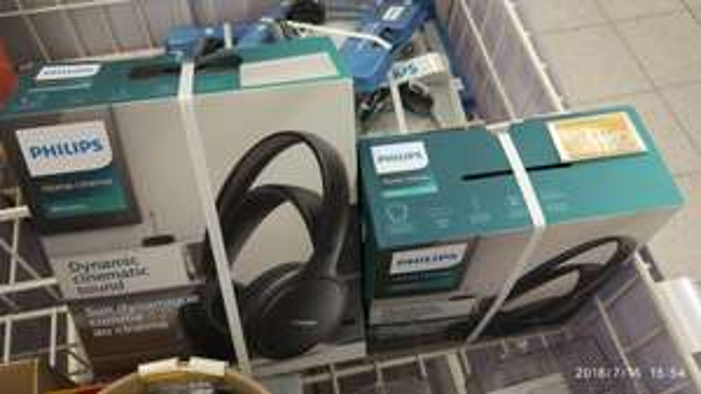 słuchawki Philips SHC5200 Auchan Rumia