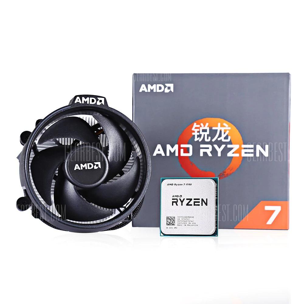 AMD RYZEN 7 1700 @ gearbest.com