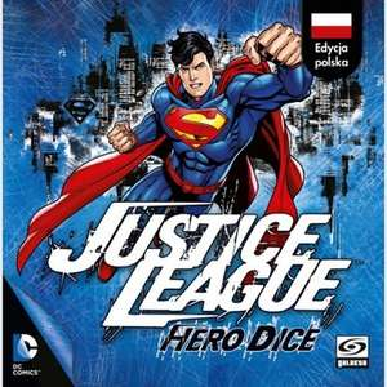 Planszowa gra przygodowa Hero Dice: Superman lub Batman za 28,99zł @ Empik