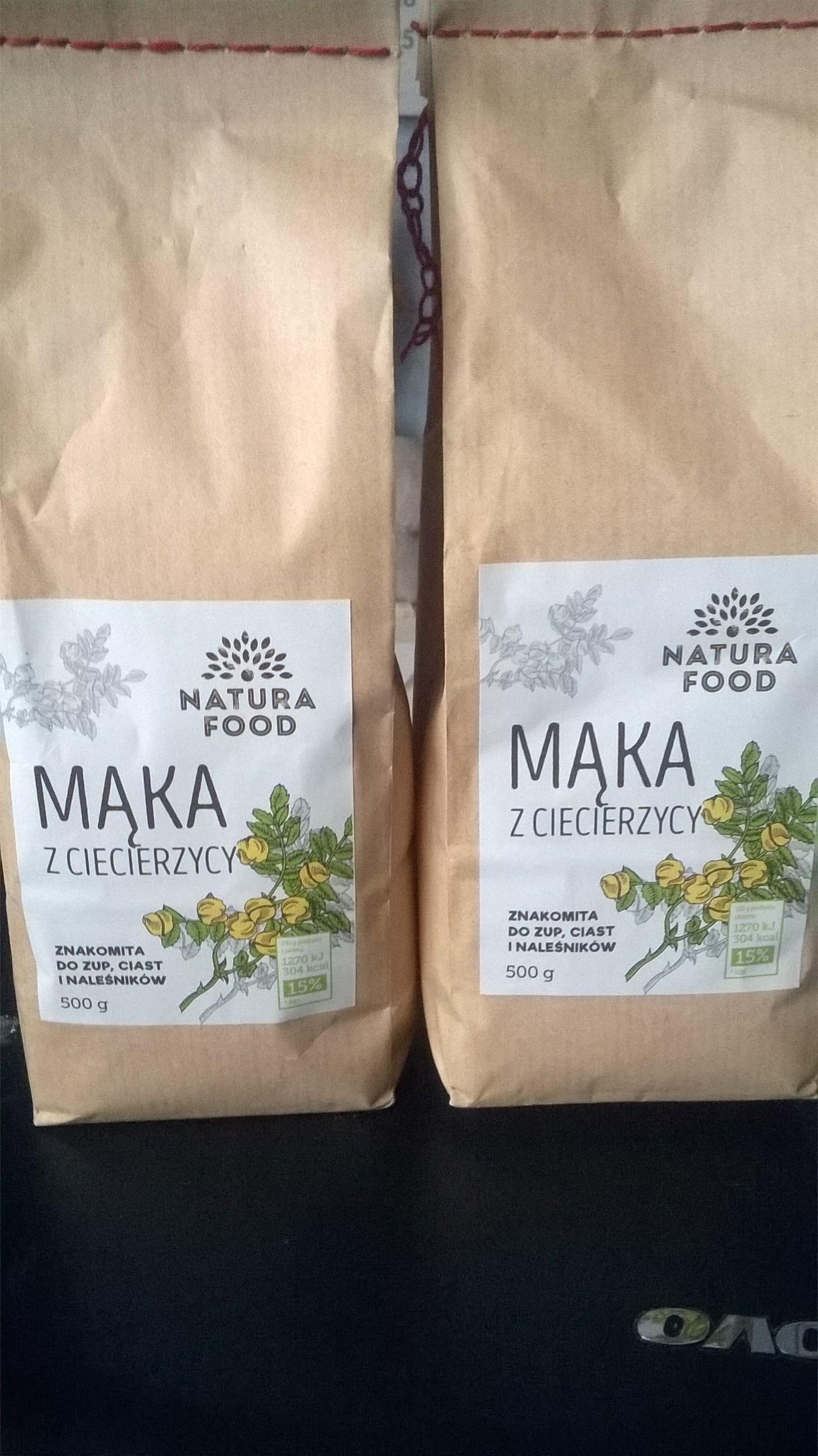 Mąka z ciecierzycy za 1,99 w Biedronce