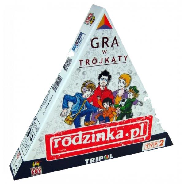 Gra planszowa Rodzinka.pl (TRIPOL)