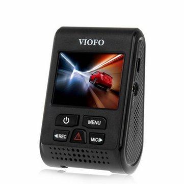 Viofo A119S v2 z GPS kamerka samochodowa z Banggood (72,99USD)