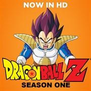 Dragon Ball Z Sezon 1 po Angielsku