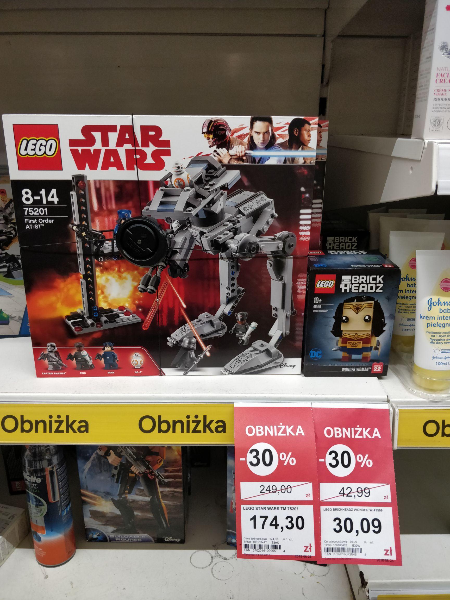 LEGO Star Wars TM zestaw 75201 @ Tesco Gocław