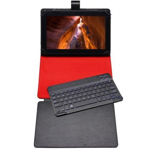 ART AB-110 Etui na tablet 10 cali z klawiaturą bezprzewodową Bluetooth