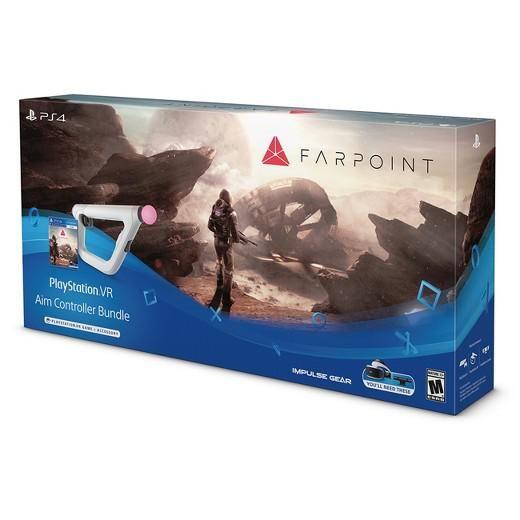 Gra PS4 SONY Farpoint + PS VR Aim kontroler