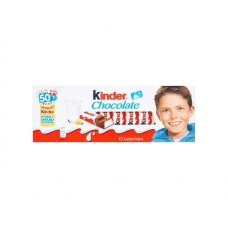 Kinder Czekolada, Kinder Maxi, Kinder Duplo -50% w Lidlu!