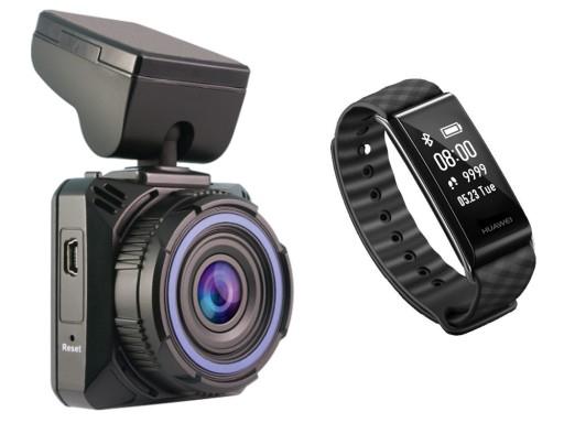 Wideorejestrator Navitel R600 FHD + Opaska Band A2