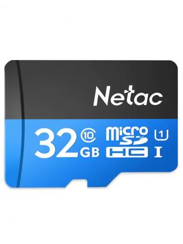Karta pamięci micro SDHC Netac P500 32GB (30/80MB/s) za 4,64$ @ Rosegal