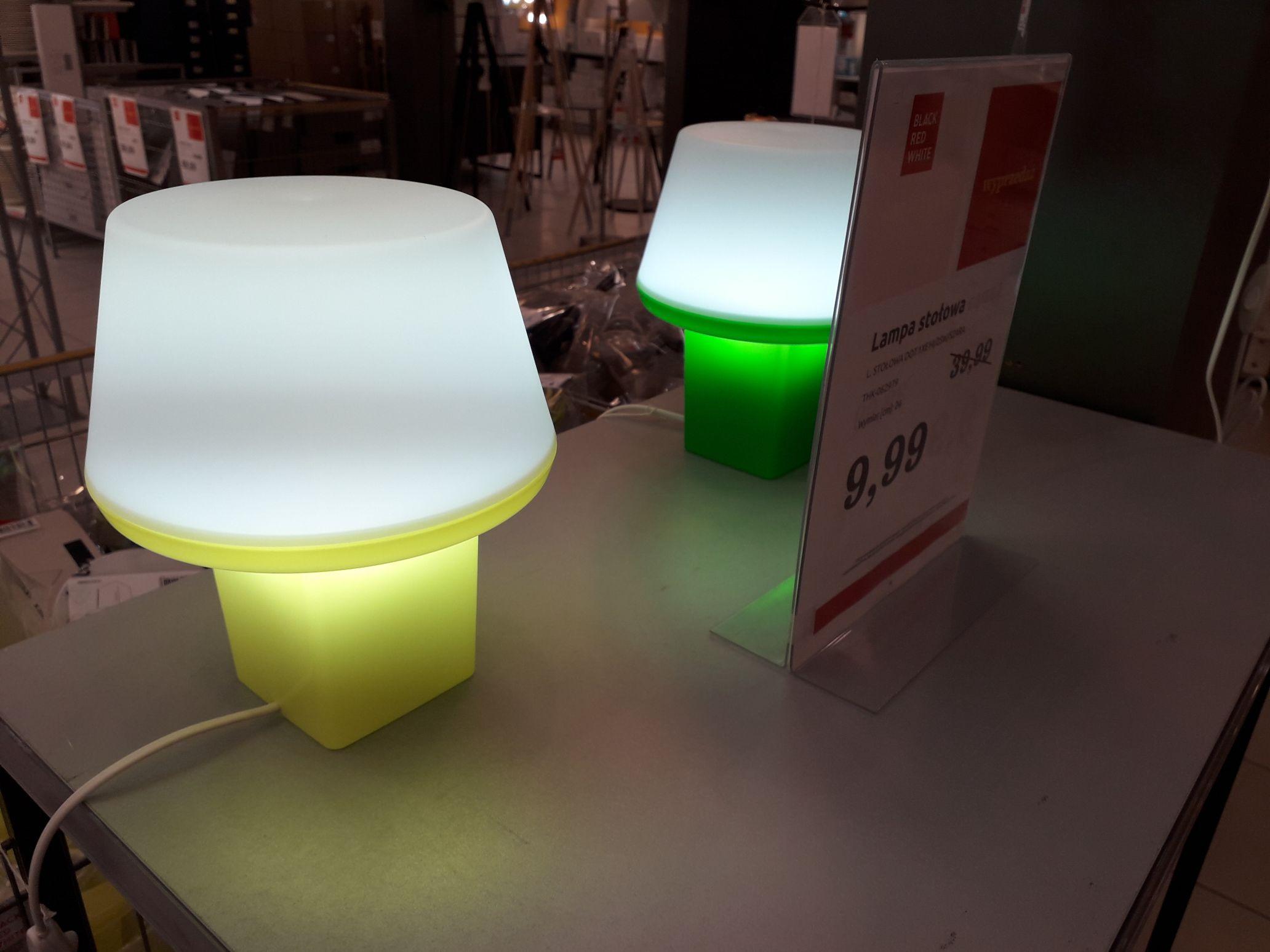 Lampa stolowa BRW ul. Popularna Warszawa