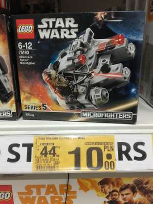 Lego microfighters