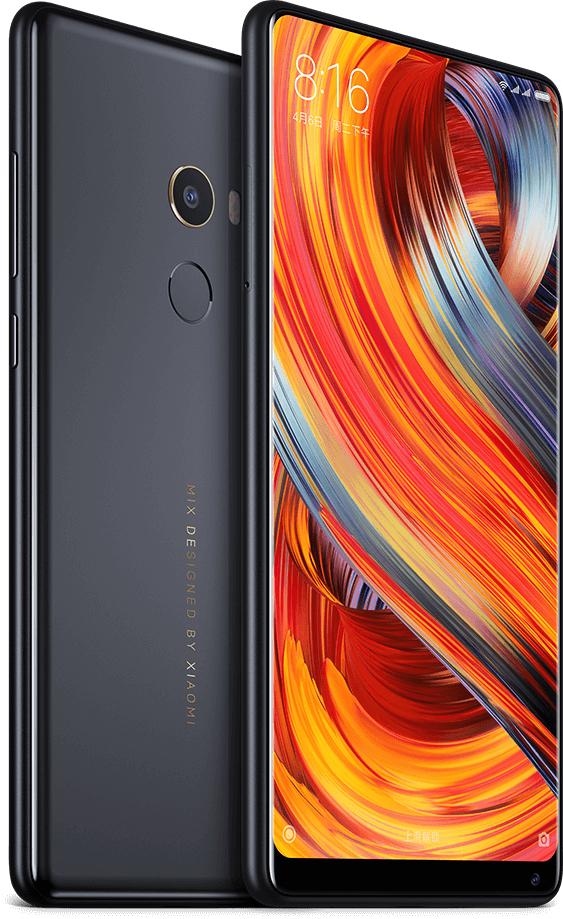 Xiaomi Mi Mix 2 64GB Black Polska Dystrybucja