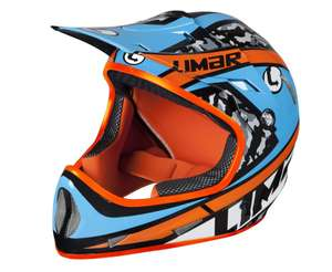 Kask do DH | Limar DH5 Carbon Free Ride