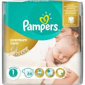 Pampers Premium Care 1,2,3 za 29,99 + dostawa przy zakupie 3 opakowań dla nowych na ezakupy tesco.