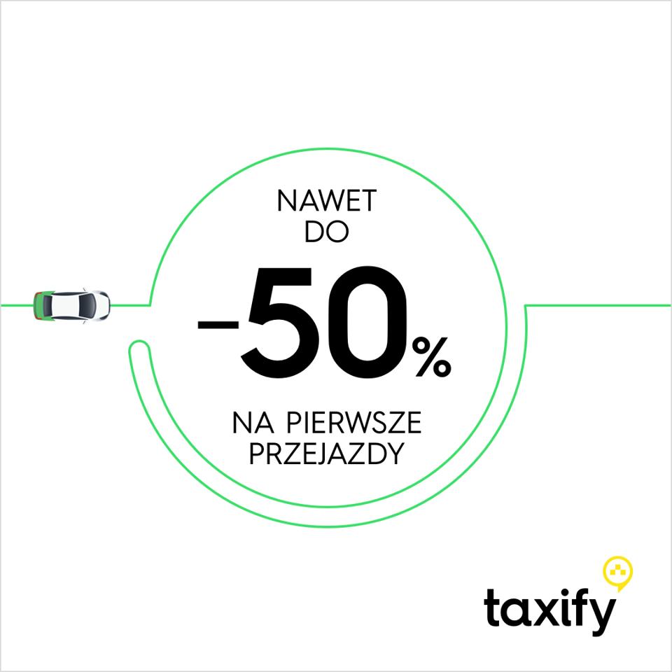 Taxify startuje w Trójmieście -40 % i -50% na pierwsze 10 przejazdów