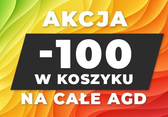 -100 zł z 1000zł na całe AGD w sklepie @ Neo24