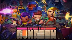 Enter the Gungeon Po Polsku Nintendo Switch
