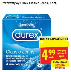 Durex Classic 3 szt. Biedronka
