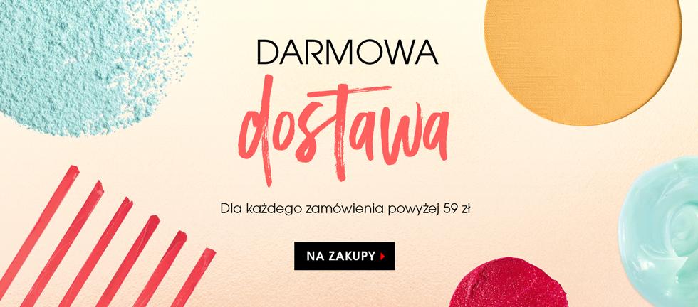 Darmowa dostawa od 59zł + wyprzedaż + 30% rabatu na wybrane produkty @ Sephora
