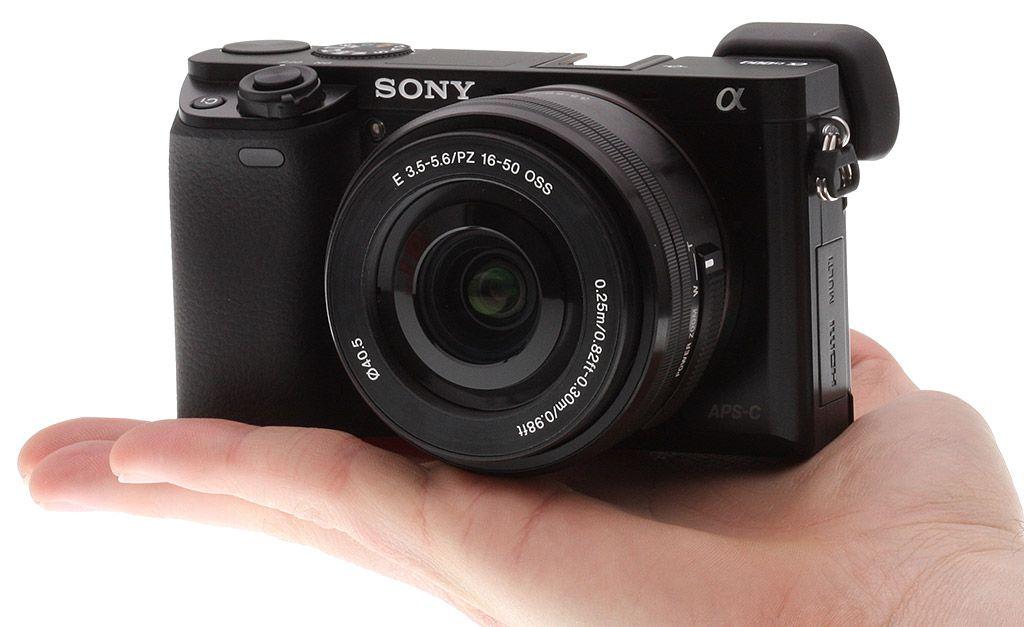 Sony A6000 aparat bezlustrowiec