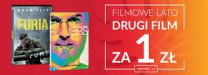 Drugi film na DVD za 1zł @ Empik