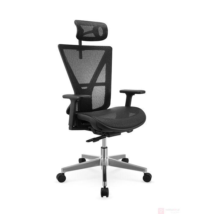 Fotel ergonomiczny PRINCE Halmar - wyprzedaż producenta 489 zł taniej